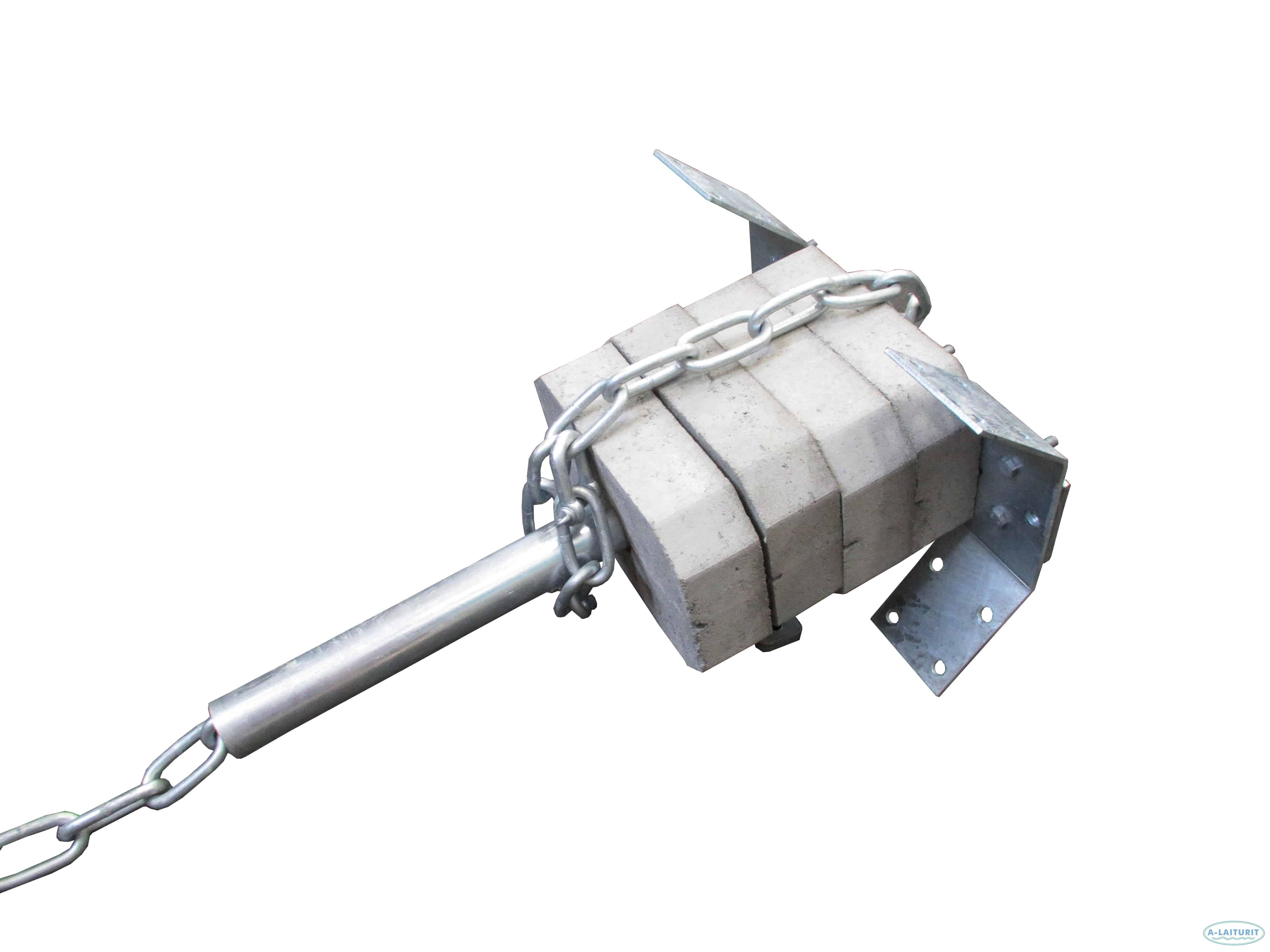 Tyngdankare 50-250 kg