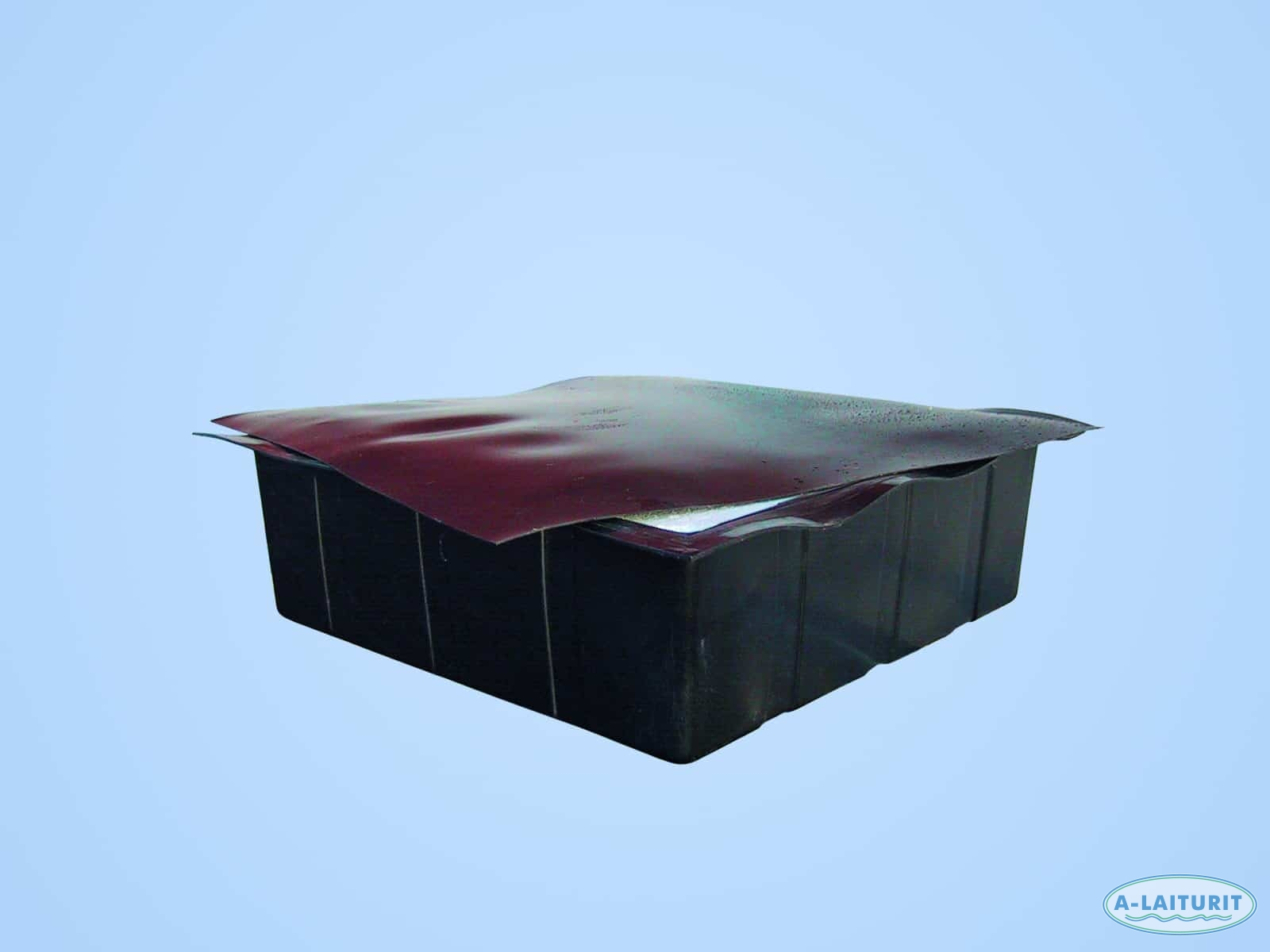 Float, Plastic pontoon 150L EPS foam filled