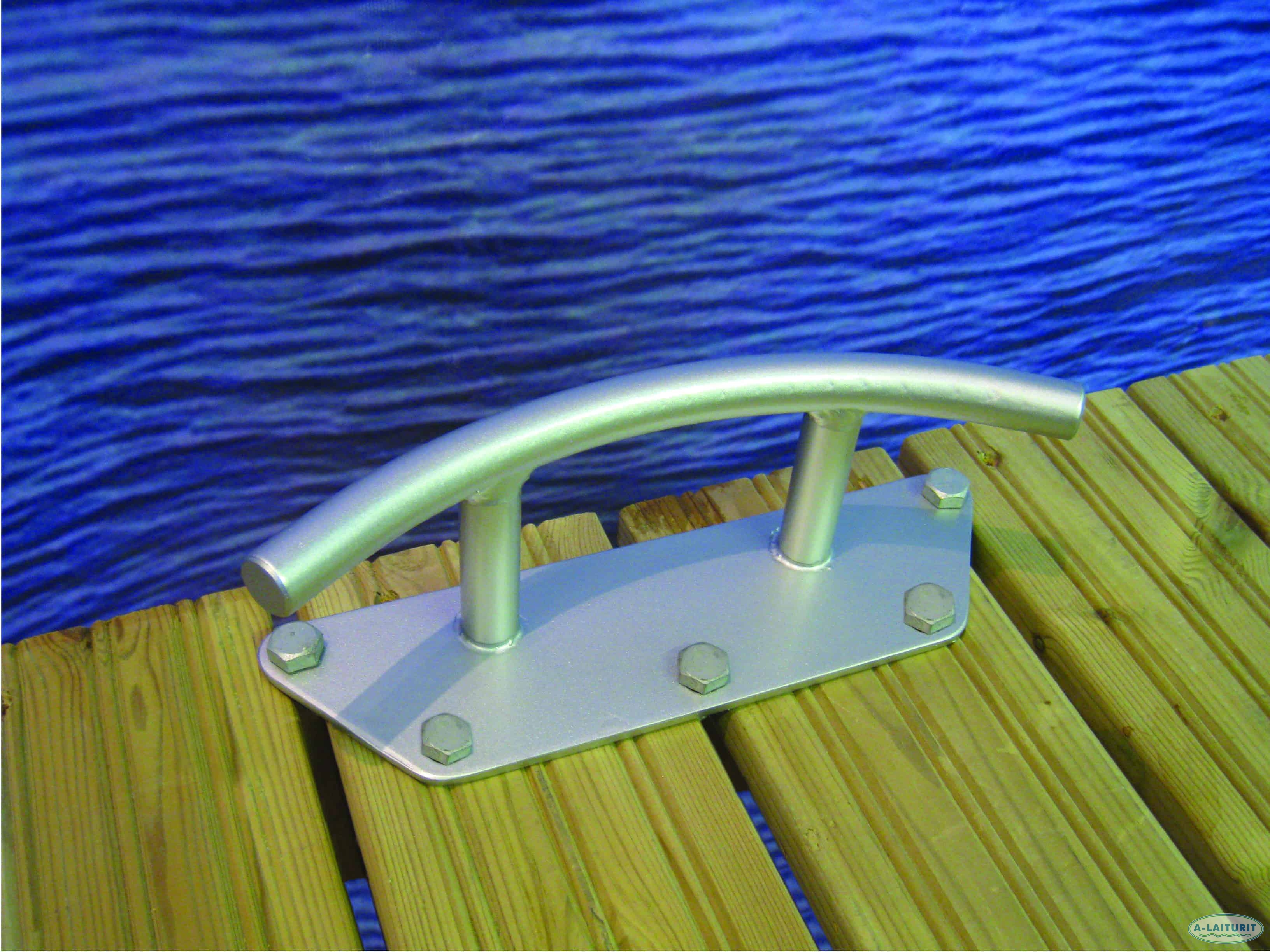 "Mooring cleat HDG ""Arch"""