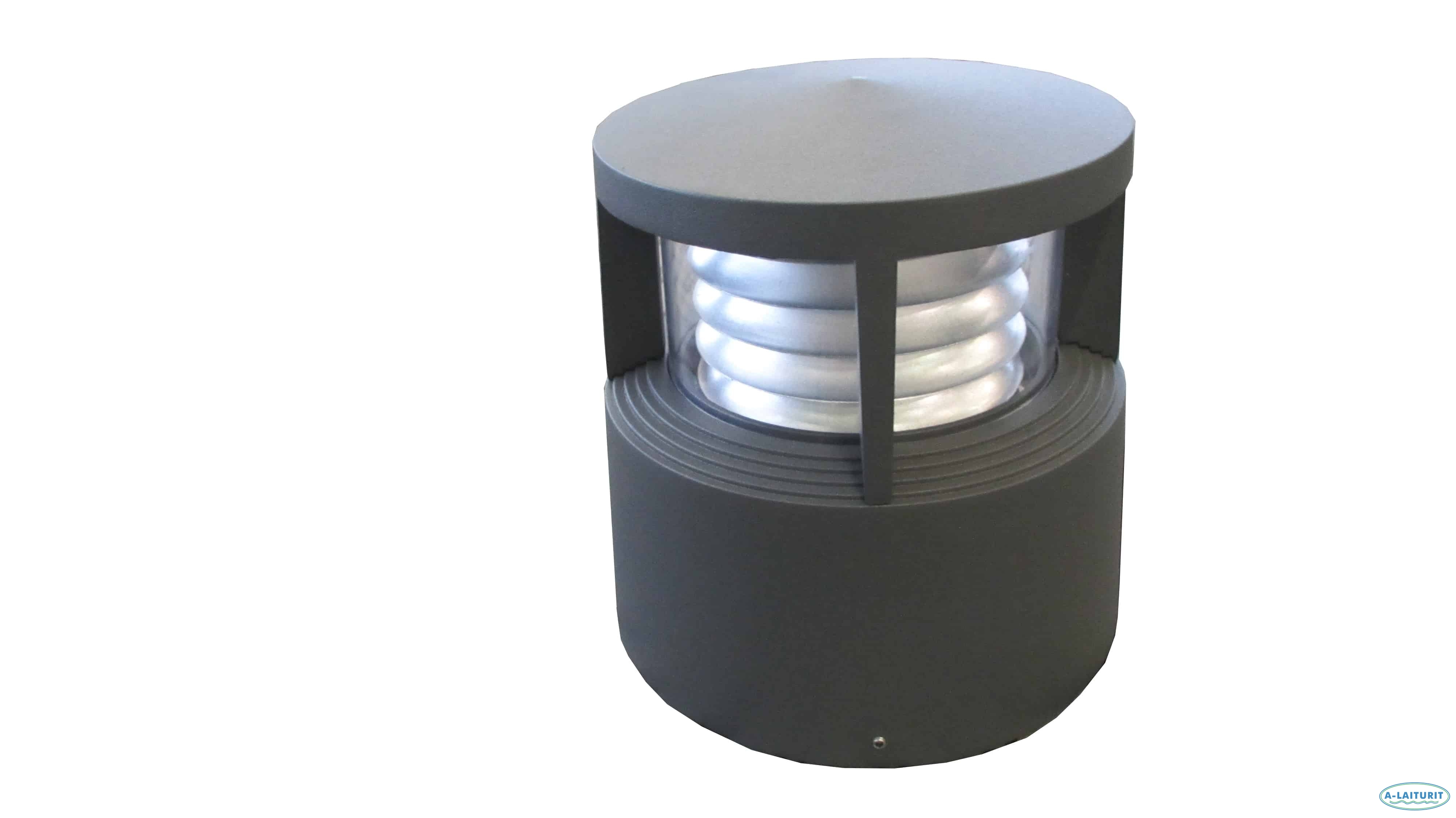 "Lamp ""Beacon"" dark gray"