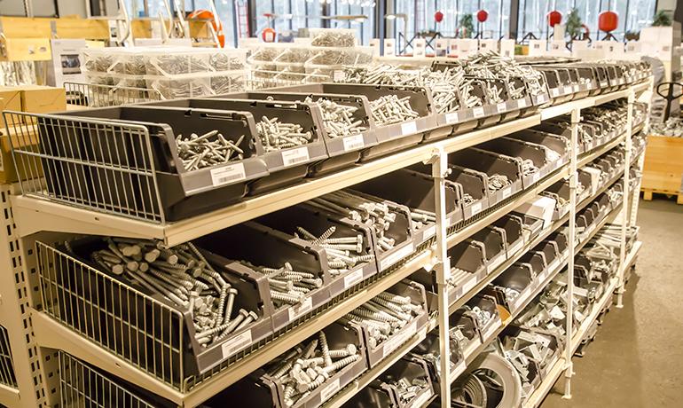 A-Laitureiden myymälä ja laituritavaratalo Raisiossa