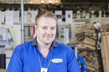 Juha Hormalainen A-Laiturit